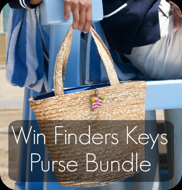 win finders key purse bundle