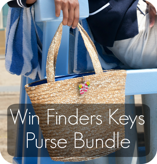 win finders key purse bundle