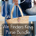 Never lose your keys again with Finders Key Purse giveaway