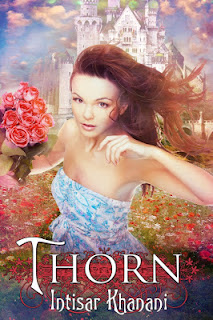 Thorn by Intisar Khanani | Cover Love