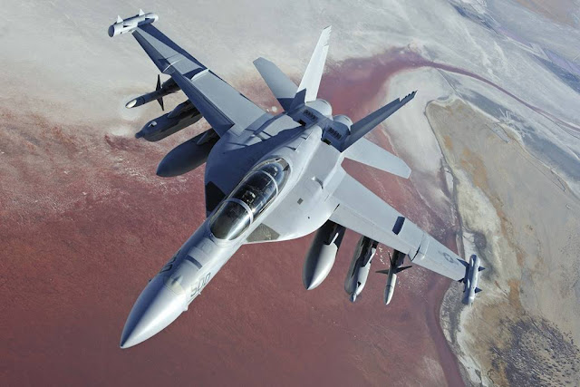 US Government approves Boeing Growler Finland