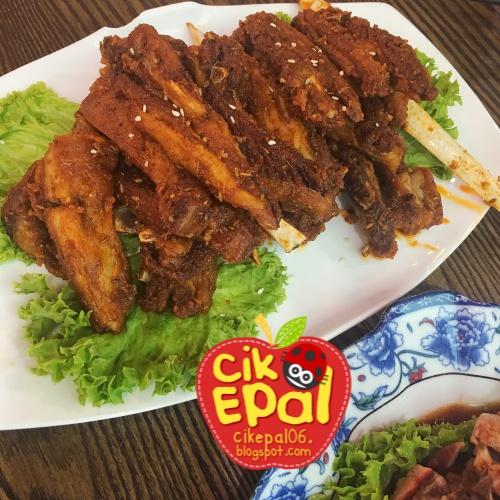 Cik epal menternak lemak di amber chinese muslim restaurant for Amber asian cuisine rathfarnham