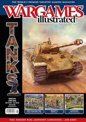 Wargames Illustrated, June 2016