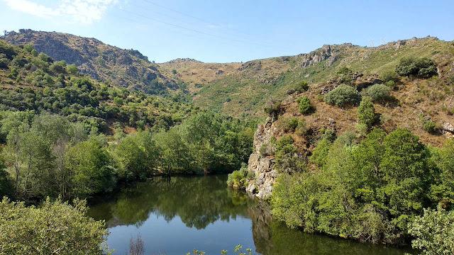 Río Tormes - Parque Natural de Los Arribes del Duero