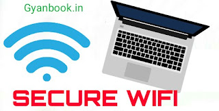 Wifi secure router secure