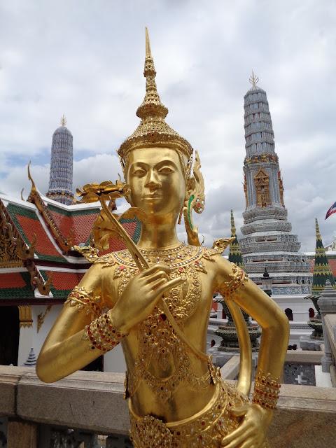 Escultura Bangkok II: Gran Palacio