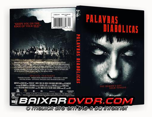 PALAVRAS DIÁBOLICAS (2016) DUAL AUDIO DVD-R OFICIAL