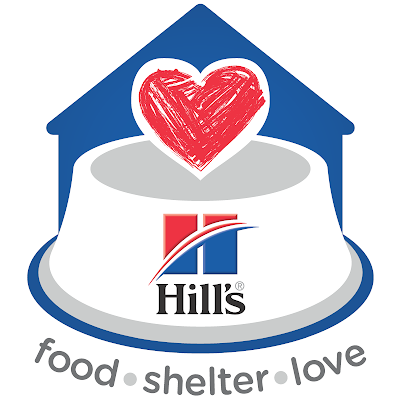Hill's Food, Shelter Love Logo