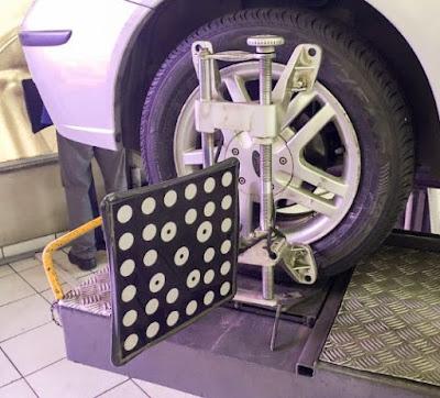 Alasan Pentingnya Spooring Dan Balancing Pada Mobil