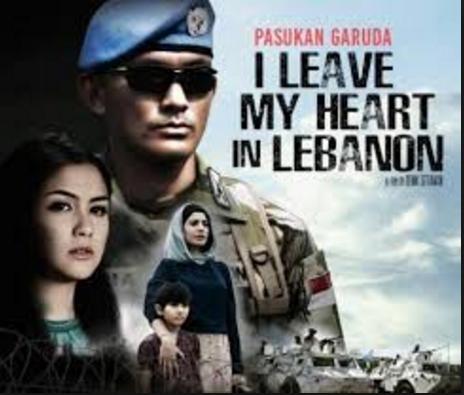 Lagu Ost Pasukan Garuda I Leave My Heart In Lebanon