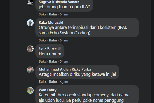 komen cocoklogi science