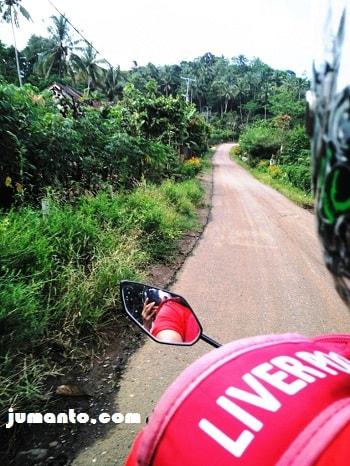 jalan menuju butterfly