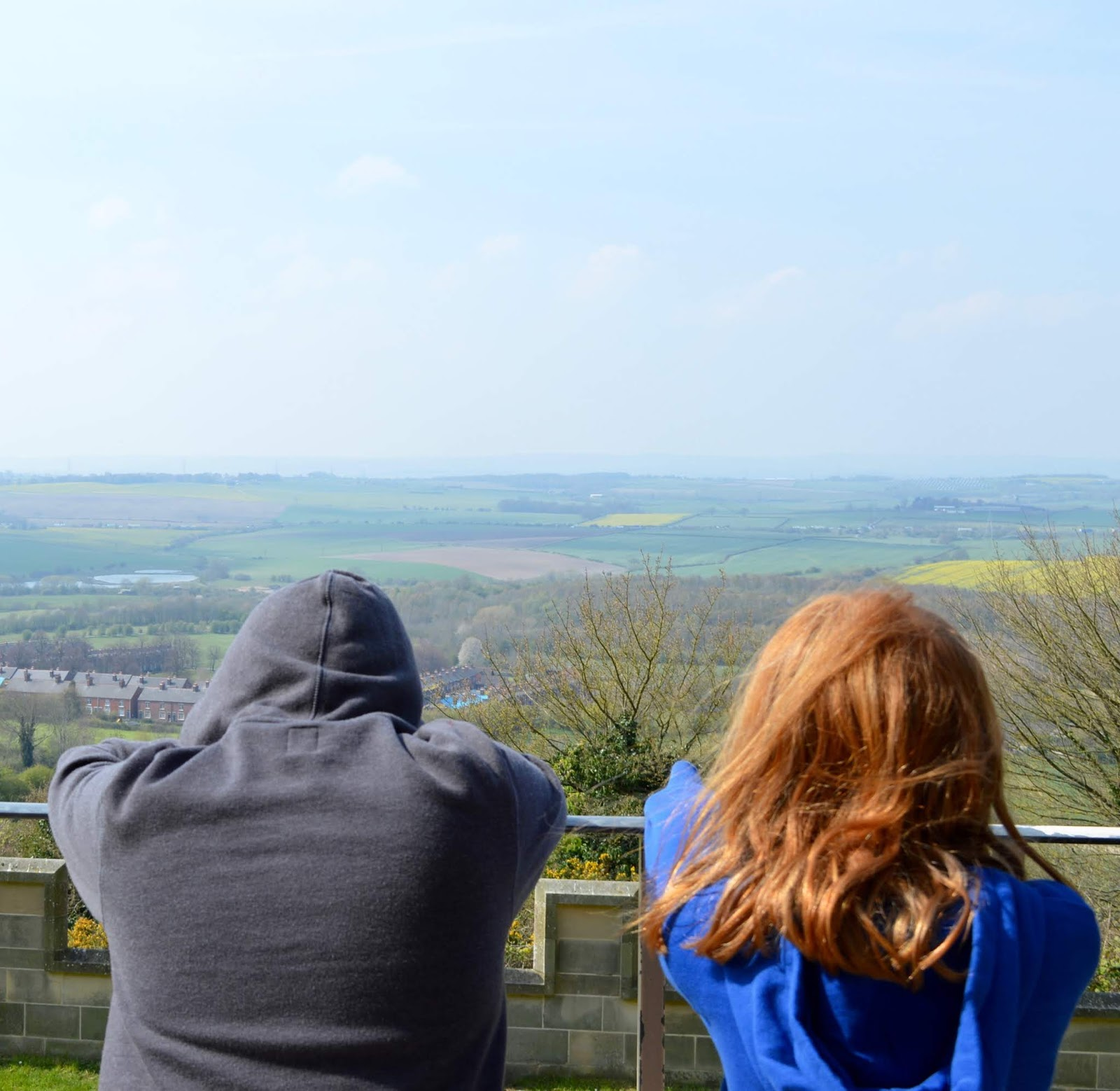 A Review of Darwin Forest & The Peak District with Tweens  - Views from Bolsover Castle