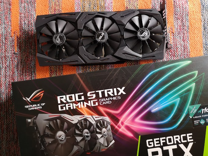 ASUS ROG STRIX RTX 2060: Raw Performance and Thermal Performance