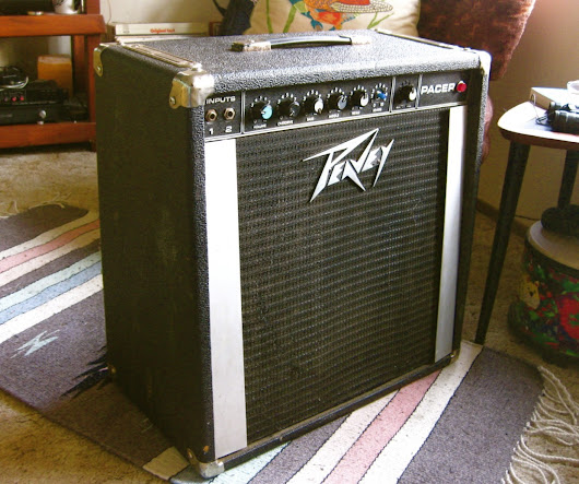 Peavey Pacer Project, Part 1