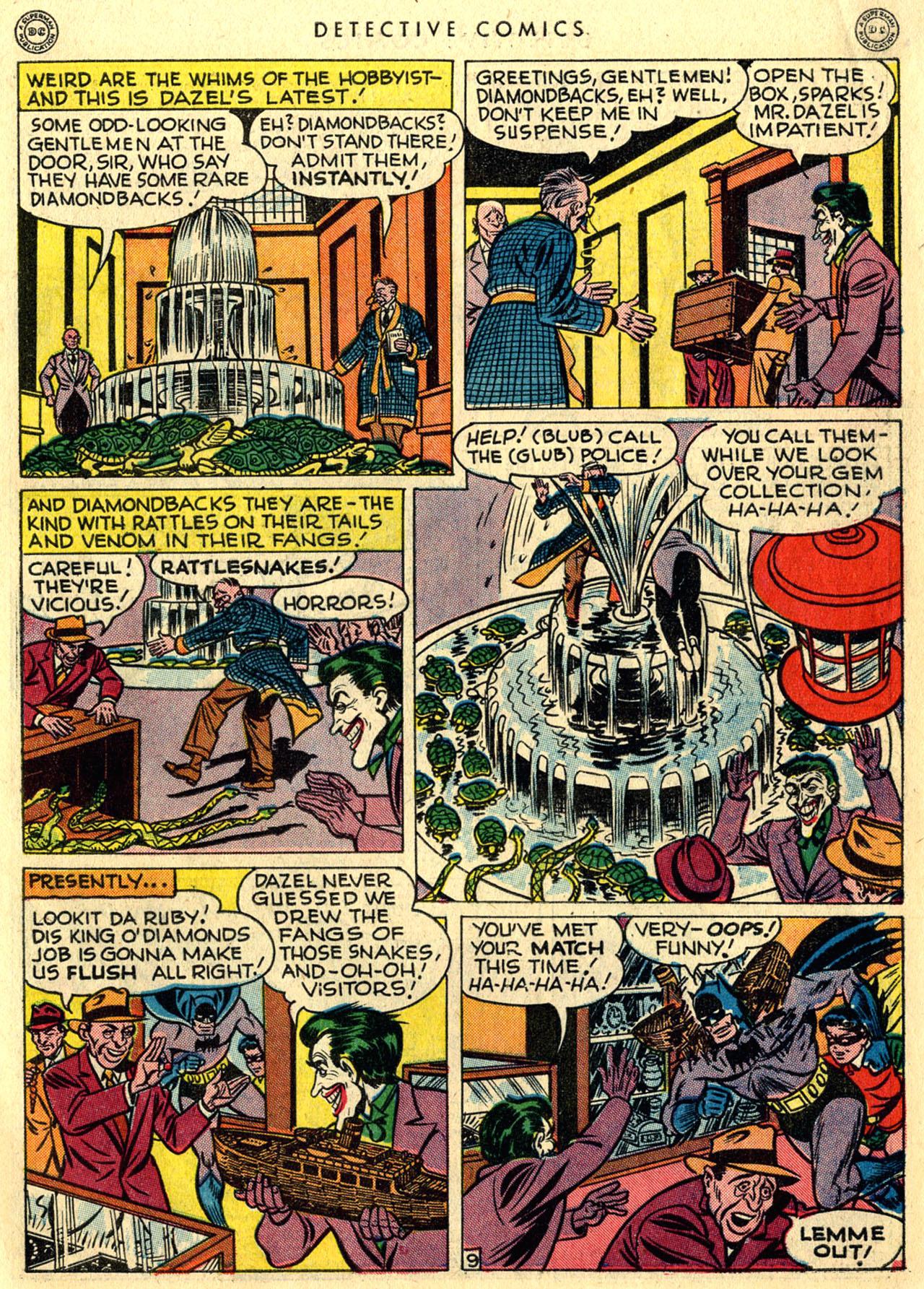 Read online Detective Comics (1937) comic -  Issue #118 - 11