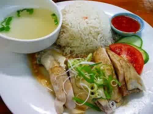 Resep Cara Memasak Nasi Ayam Hainam Tradisional