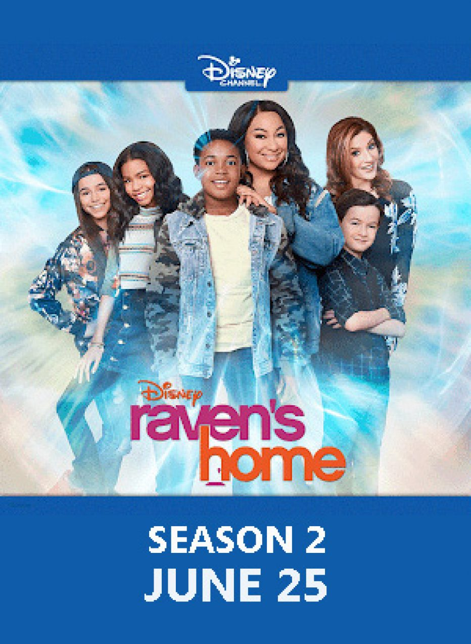 Raven's Home 2018: Season 2 - Full (1/21)