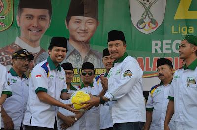 Liga Santri Nasional Regional 1 Jawa Timur Resmi Bergulir