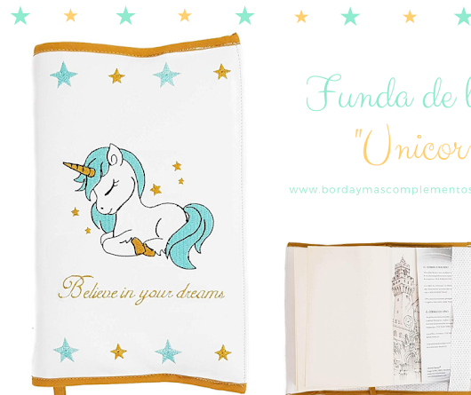 Funda de libros: Unicorn
