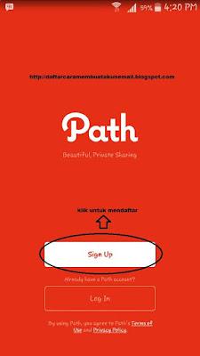 Cara Daftar Path