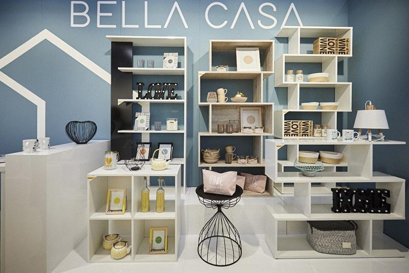 corner shop Bella Casa