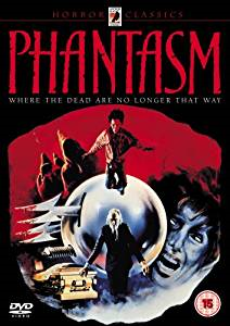 Phantasm 1979 reviewed at http://www.gorenography.com