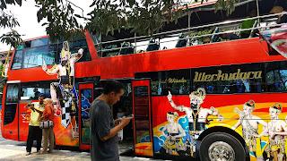 Ingin Menjelajah Kota Solo dengan Bus Tingkat Werkudara? Begini Caranya!