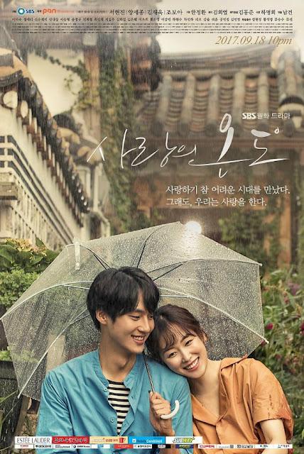 Sinopsis Temperature of Love (2017) - Serial TV Korea