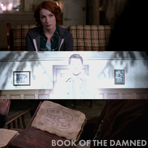 Supernatural 10x18 - Book of the Damned