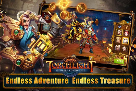 DOWNLOAD TORCHLIGHT NEW GAME 2017 APK