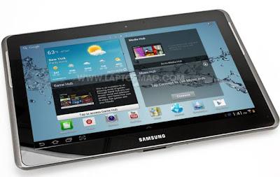 Galaxy Tab 2 10.1 Wi-Fi começa a receber o Android 4.1.1 Jelly Bean 2