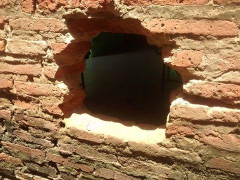 Residência arrombada no Conjunto Eufrausino Moura em Elesbão Veloso