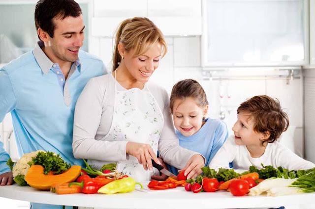 Menerapkan Pola Hidup Sehat