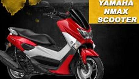 Yamaha Nmax 155 CC Canada