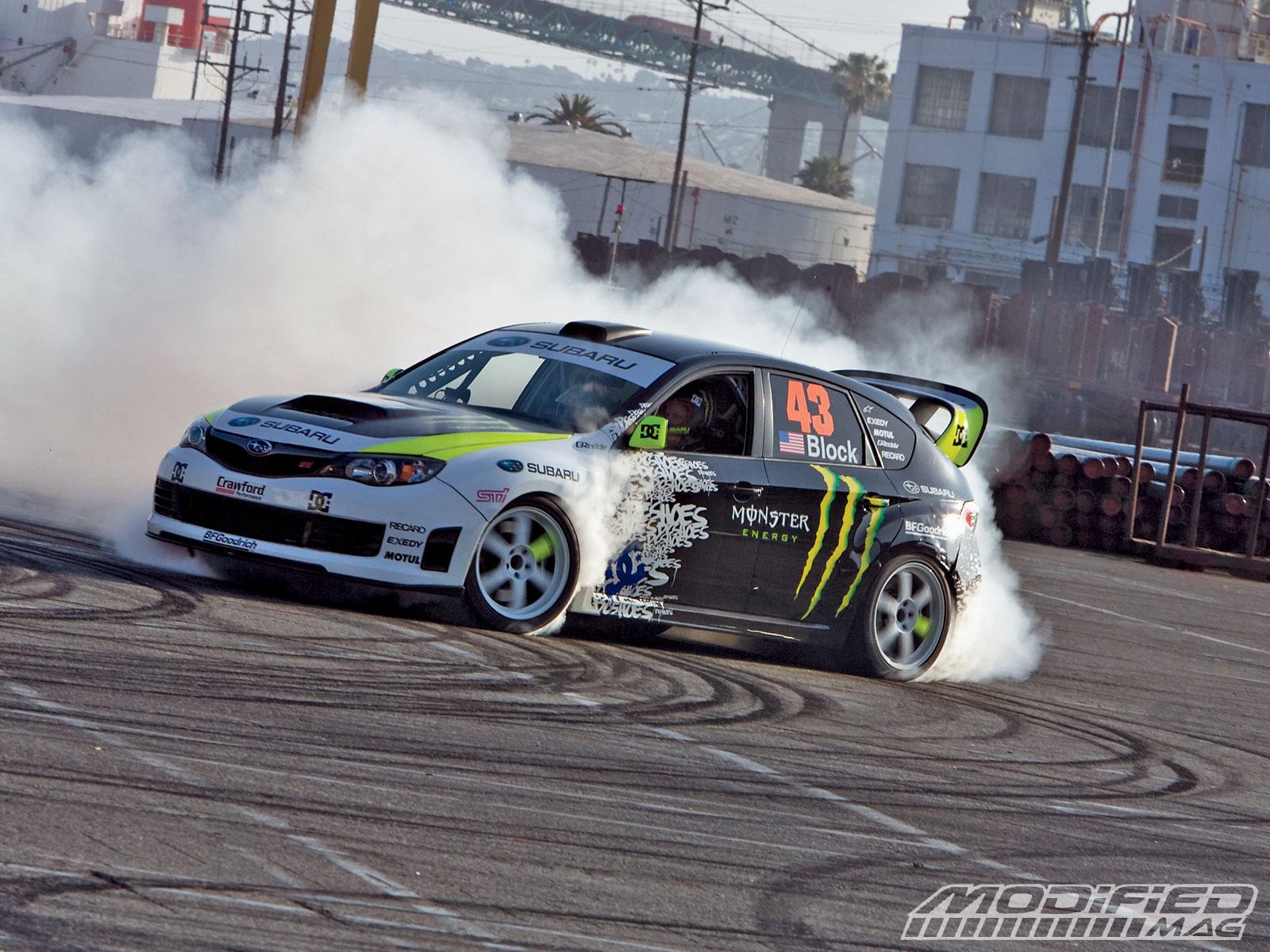 Drifting Cars: DRIFTING PROD