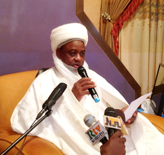 Sultan of Sokoto breaks silence on Operation Python Dance- Biafra