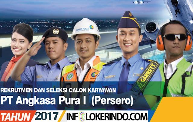 Lowongan Kerja PT. Angkasa Pura 1 (Persero) Agustus 2017