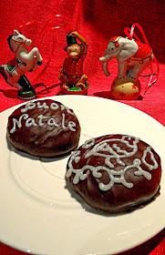 Italian Christmas Cake Peppered Bread