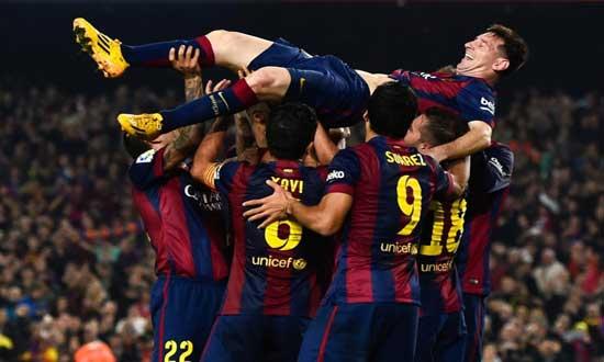 Hattrick Messi Cetak Rekor Baru, Pantaskah Pemain Terbaik Dunia