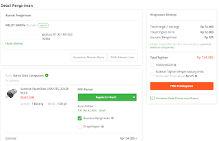 Cara belanja di Tokopedia dan cara pembayaran di Tokopedia