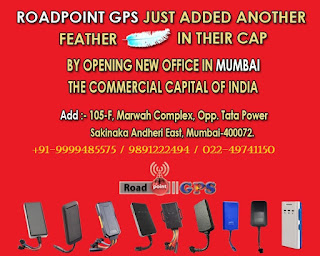 RoadPoint GPS Vehicle Tracking System in Mumbai