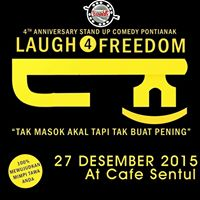 Laugh for Freedom