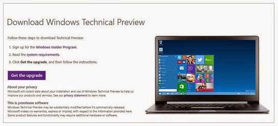 Cara Download Windows 10