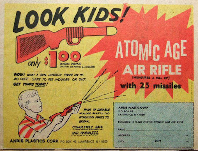 Atomic Age Air Rifle