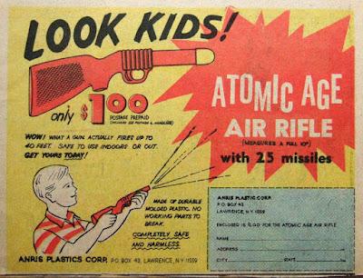 Atomic Age Air Rifle