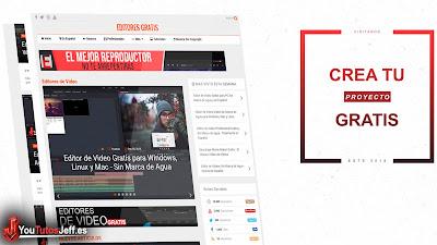 editor de video para pc sin marca de agua