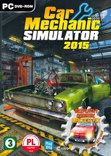 Car Mechanic Simulator 2015 Visual Tuning (PC)