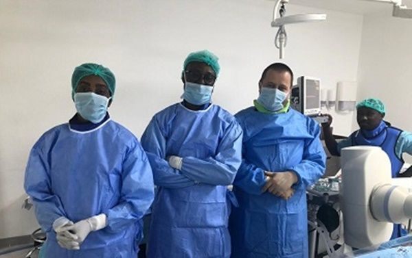 Ghana records its first ever brain surgery without cutting skull