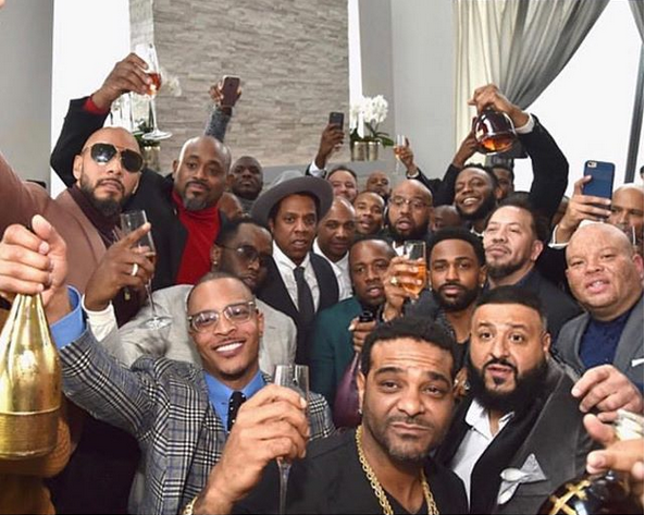 Jay-Z-Diddy-Roc-Nation-Brunch-Pre-Grammy-party-1
